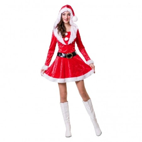 Disfraz Mama Noel para mujer