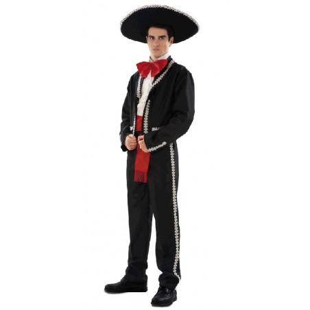 Disfraz de Mariachi Hombre XL