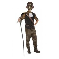 Disfraz de Steampunk Boy pra Hombre