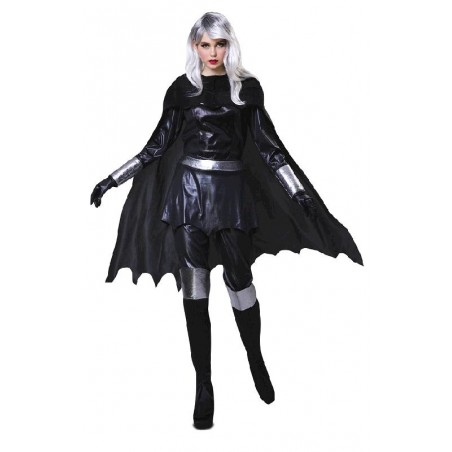 Disfraz de Heroina Tormentosa Mujer