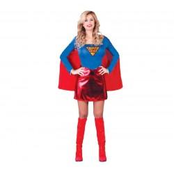 Disfraz de Superheroina...