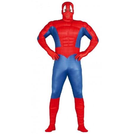 Disfraz de Superheroe Araña para hombre