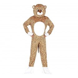 Disfraz de Leopardo Cabezón...