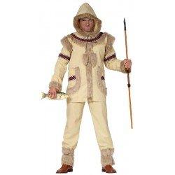 Disfraz de Esquimal para hombre T.XL