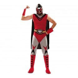 Disfraz de Campeón de Lucha...