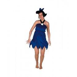 Disfraz de Cavernícola azul...