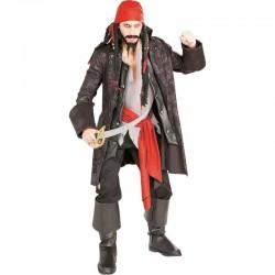 Disfraz de Capitan Cortagargantas Adulto