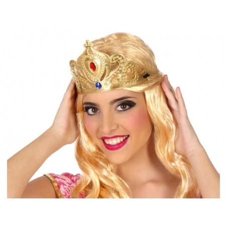 Máscara de Payaso Diabólico con Pelo