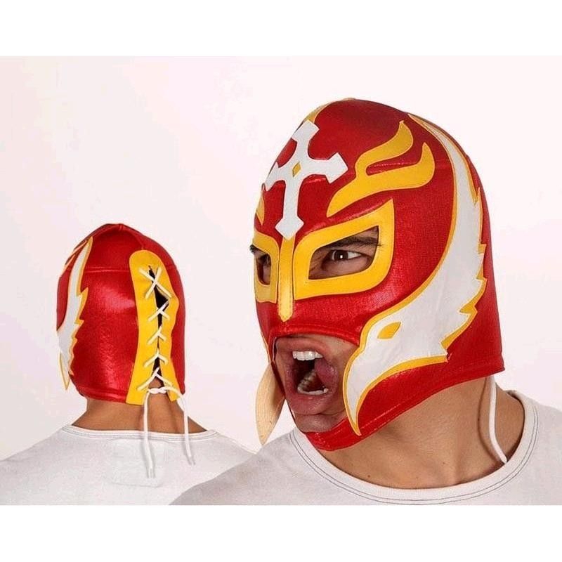 Máscara de Calavera Mejicana Látex
