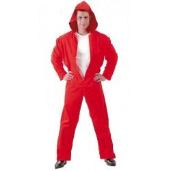 Disfraz de Ladron Mono Rojo