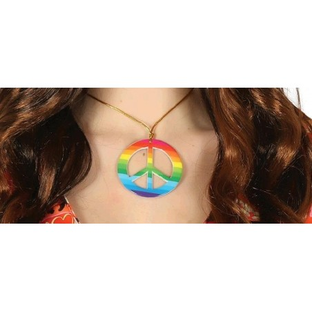 Colgante Hippie Multicolor