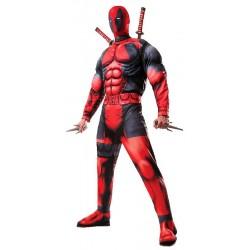 Disfraz de Deedpool hombre