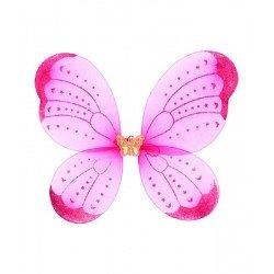 Alas de Mariposa color Fucsia