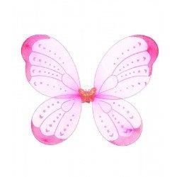 Alas de Mariposa color Rosa