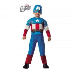 Disfraz Capitan America...