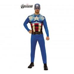 Disfraz de Capitan America...