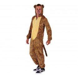 Disfraz de Leopardo adulto