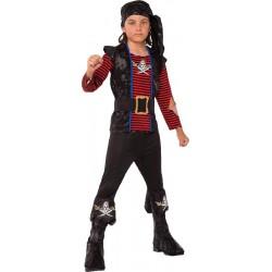 Disfraz de Pirata Bribon niño