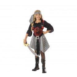 Disfraz de Pirata Escarlata...
