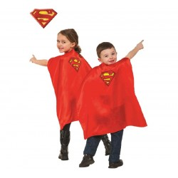 Capa de Superman Infantil