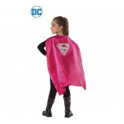 Capa de Supergirl niña