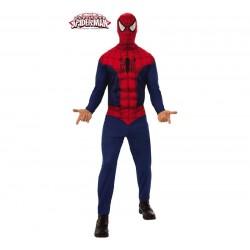 Disfraz de Spiderman...