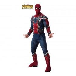 Disfraz de Iron Spiderman...