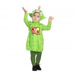 Disfraz de Alien para bebe...