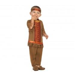 Disfraz de Indio para bebe...