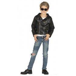 Chaqueta de Rockero niño