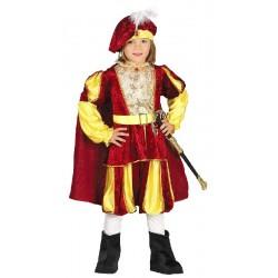 Disfraz de Principe para Niño