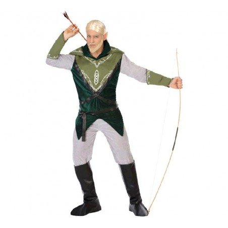 Disfraz de Duende Verde para hombre