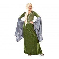 Disfraz de Duende Verde...