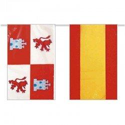 Banderin de Castilla y...
