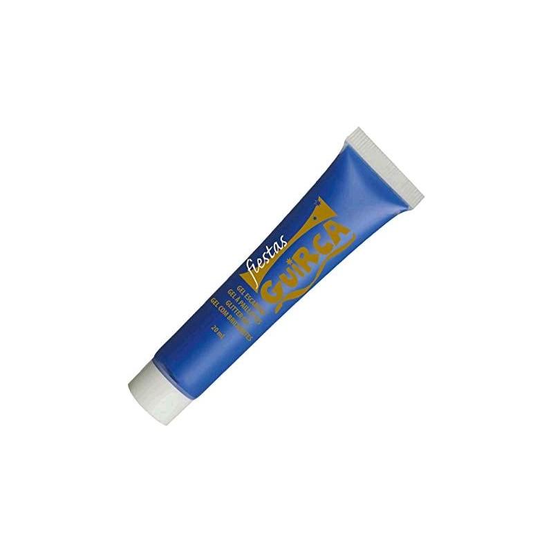 Aquacolor Azul Oscuro Tubo 20 ml.