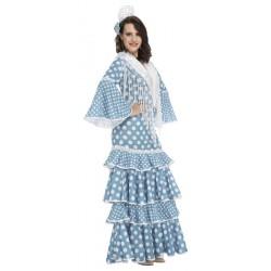 Disfraz de Flamenca Huelva...