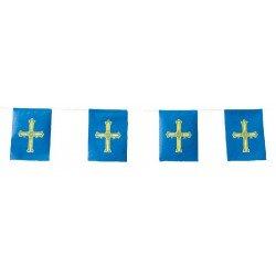 Banderines de Asturias 50m.