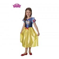 Disfraz de Blancanieves niña