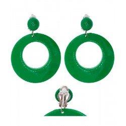 Pendientes Verdes de Sevillana