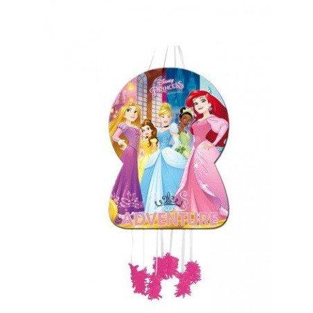 Piñata Princesas Adventure 46 x65 cm.