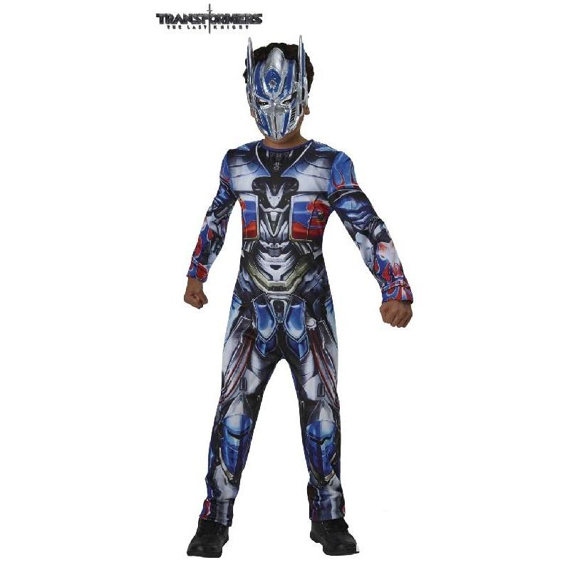 Disfraz de Optimus Prime Transformers