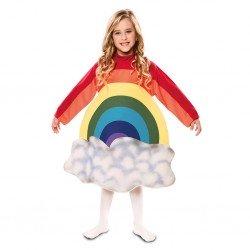 Disfraz de Arco Iris Infantil 5-6 añós