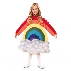 Disfraz de Arco Iris Infantil 1-2 añós