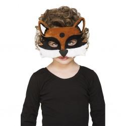 Mascara de Zorro Peluche