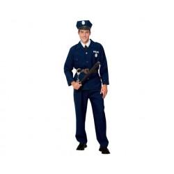 DISFRAZ POLICIA HOMBRE