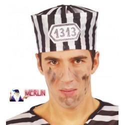 Gorra de Presidiario