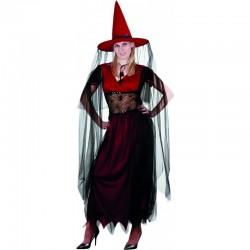 Disfraz de Bruja Granate...