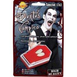Colmillos de Vampiro con...