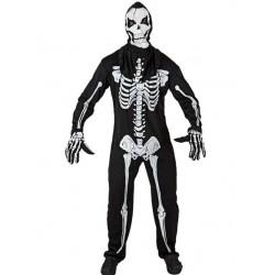 Disfraz de Esqueleto T-S