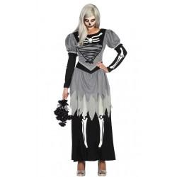 Disfraz de Esqueleta con...